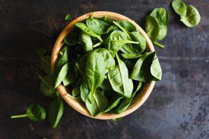 Spinach on the Dirty Dozen List
