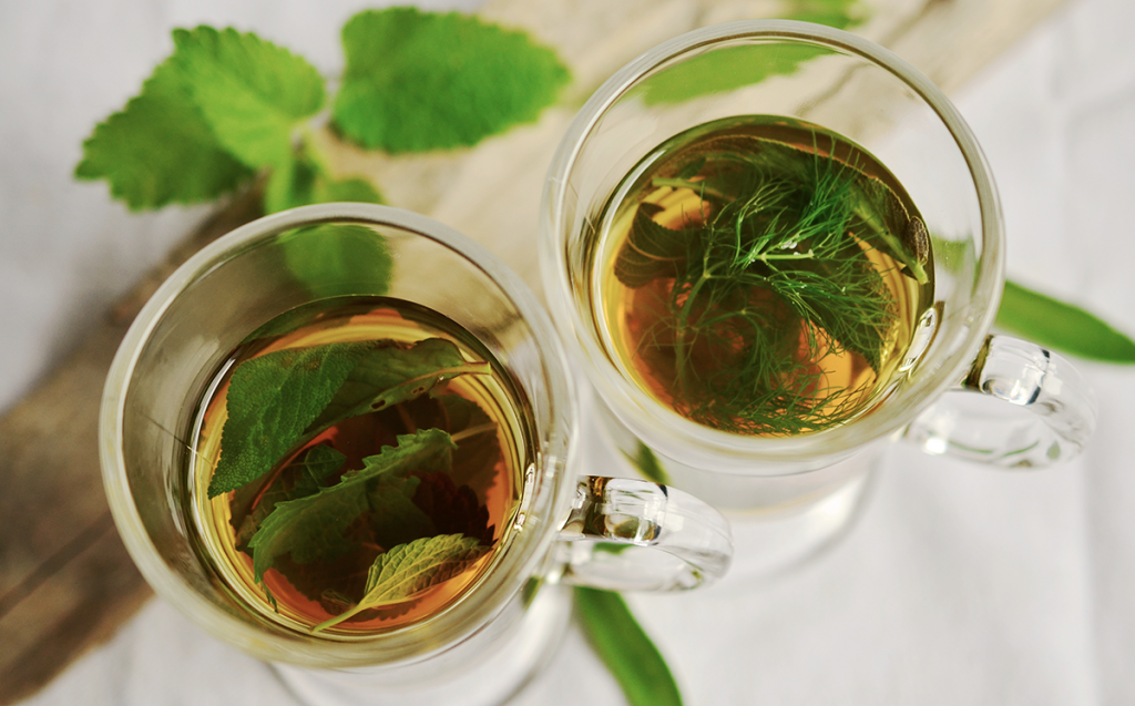 herbal teas for detoxification