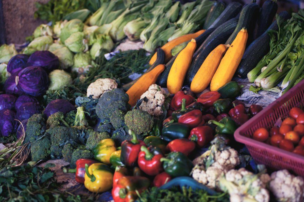 healthy nutrient dense foods