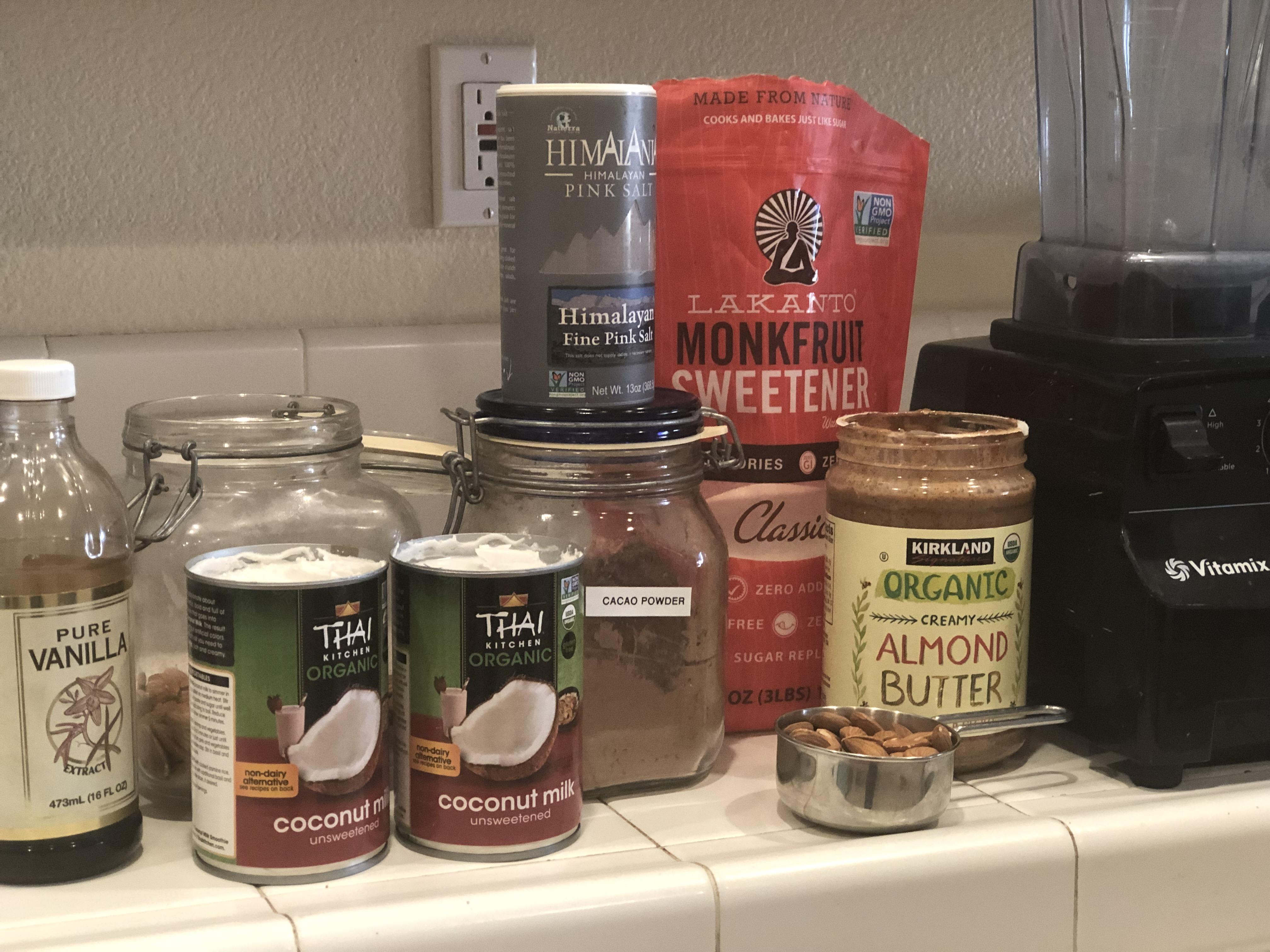 healthy ingredients for keto ice cream